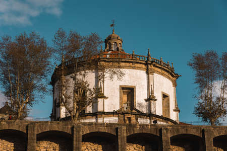 Historical Monastery of Serra do Pilar in Vila Nova de Gaia, Portugal
