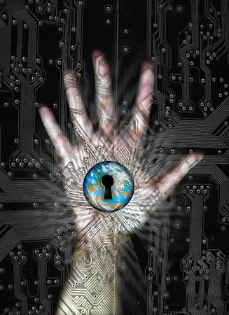 wan: New technology and  human touch can be the door to virtual world