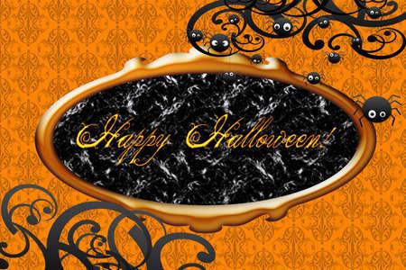 Happy Hallowen card photo