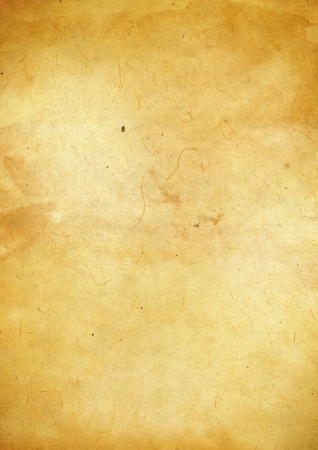 Old grunge parchment paper texture background
