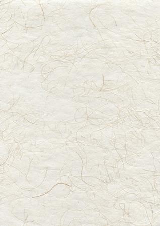 Natural japanese recycled paper texture background photo
