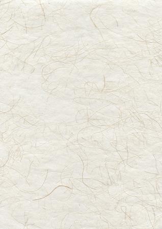 papel reciclado: Natural japonés reciclado de papel de fondo de textura