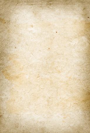 antiek behang: Oud perkament papier textuur