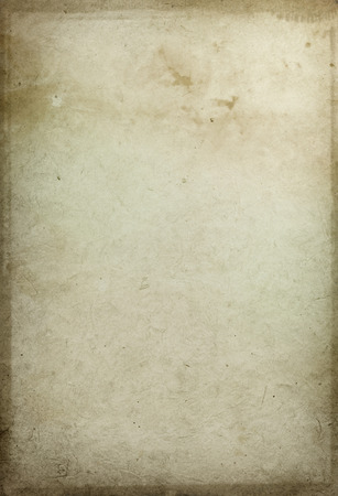Old parchment paper texture photo