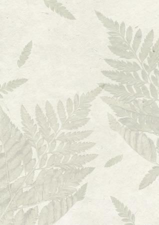 made by hand: Handmade flower petal paper texture background