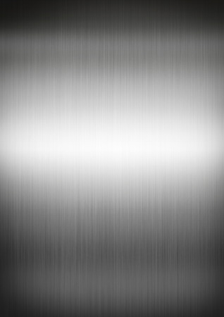 Silver brushed metal background texture wallpaper photo