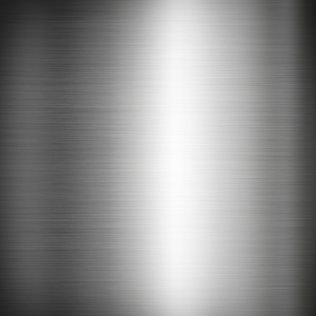 brushed metal: Silver brushed metal background texture wallpaper