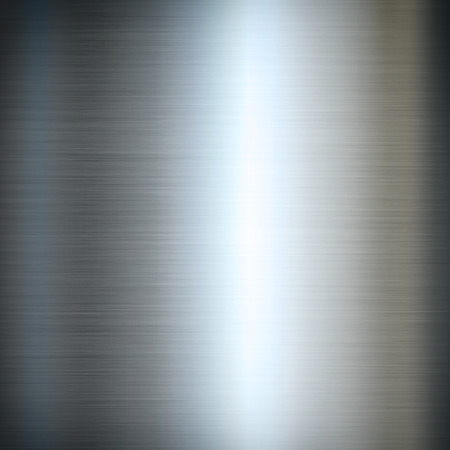 reflective background: Silver brushed metal background texture wallpaper