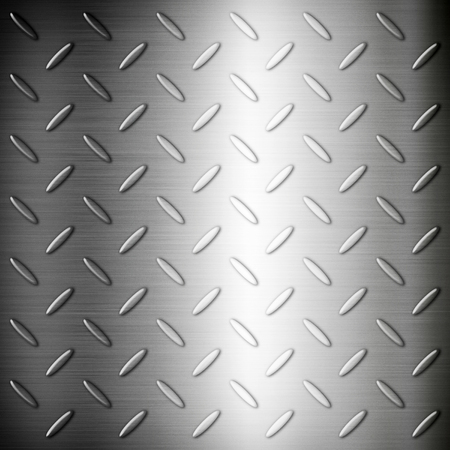 diamond plate: Steel diamond brushed plate background texture wallpaper