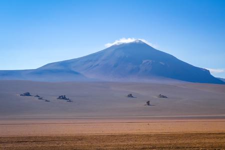 Dali desert in sud Lipez reserva Eduardo Avaroa, Bolivia