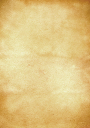 Vieux fond de texture de papier parchemin brun. Papier peint vintage Banque d'images