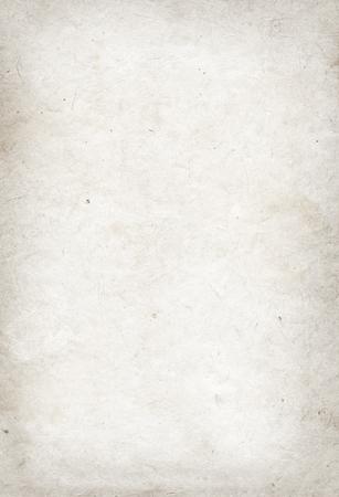 Alte Pergamentpapier Textur Hintergrund. Vintage-Tapete Standard-Bild
