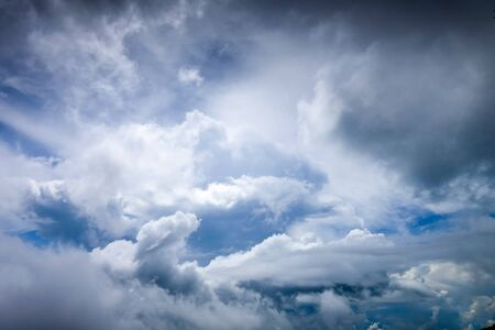 Perfect stormy dramatic sky bacground wallpaper
