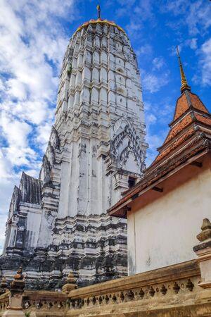 Wat Phutthaisawan temple in Ayutthaya, Thailand