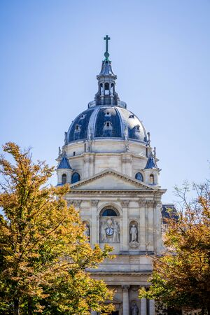 University of the Sorbonne in Paris, France