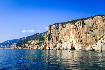 The Golf of Orosei natural park, Sardinia, Italy Banque d'images - 143001642
