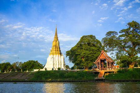Phra Chedi Sisuriyothai temple in Ayutthaya, Thailand Stockfoto
