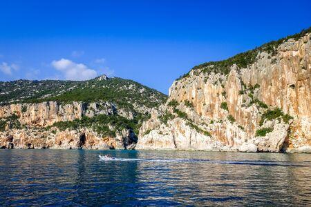 The Golf of Orosei natural park, Sardinia, Italy