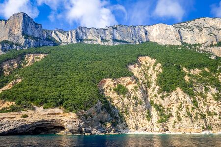 The Golf of Orosei natural park, Sardinia, Italy Stock Photo