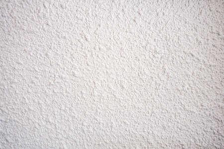 Concrete background texture wallpaper. White textured wall