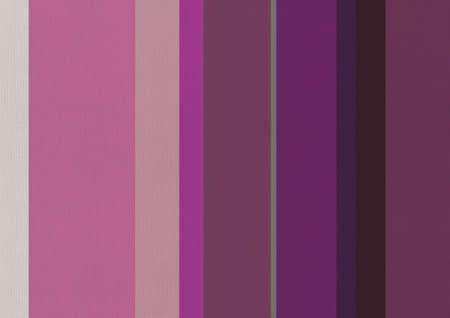Cotton fabric texture printed with purple colored stripes. Background wallpaper