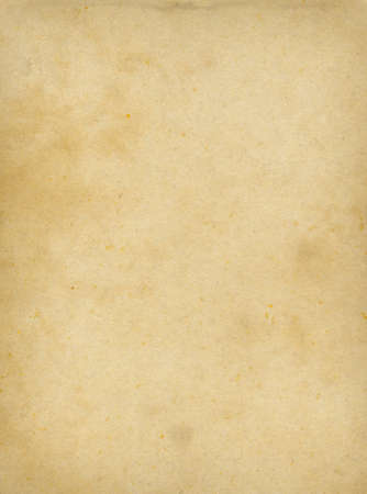 Old parchment paper texture background. Vintage wallpaper Standard-Bild