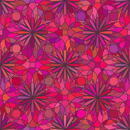 Seamless texture ornament. Vector pattern Vector