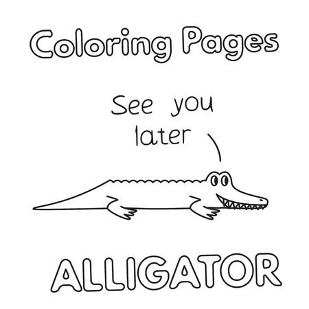 Libro Para Colorear Para Niños Con Letras Y Palabras. La Basura A ...