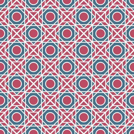 Vector Asian Geometric Pattern Banco de Imagens - 99516884