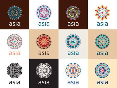 Oriental geometric symbols