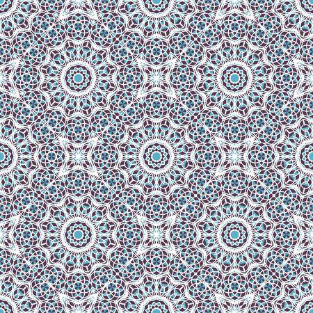 Vector Asian Geometric Pattern