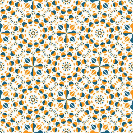 Vector Asian Geometric Pattern Banco de Imagens - 155195043