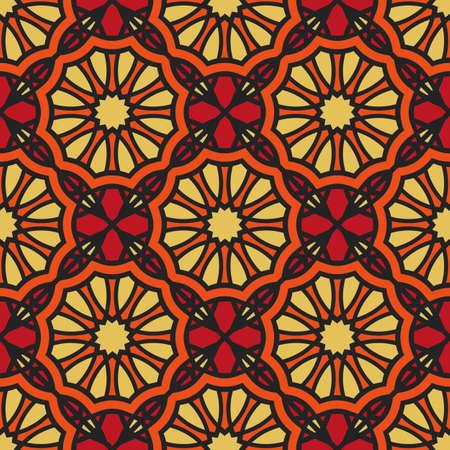 Vector Asian Geometric Pattern Banco de Imagens - 155195042