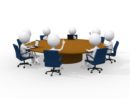 committee: Concept of business meeting