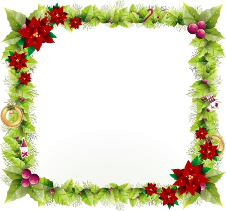 bell curve: Christmas background design to add any text in the middle.