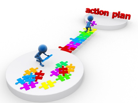 Action plan photo