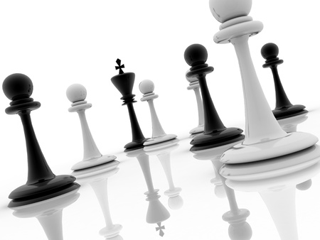chellange: chess piece advising to strategic behavior