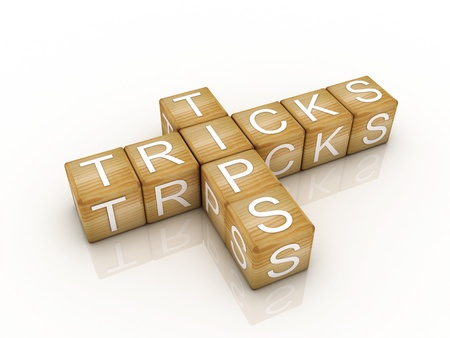 tip: helpful tips and tricks symbol