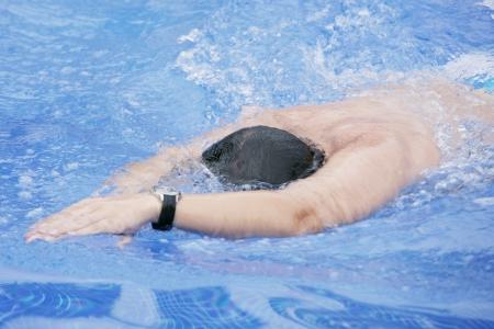 profundity: professional swimmer