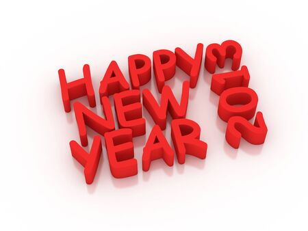 happy new year 2013 Stock Photo - 16855393