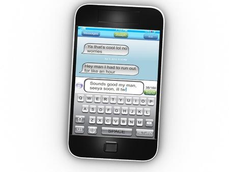 貧しい人々 の文法や携帯電話で悪いスペル