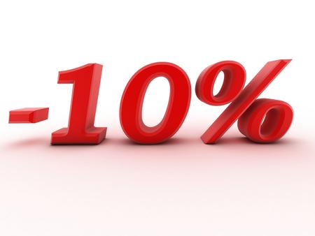 choke: 3d 10 percent off digits image