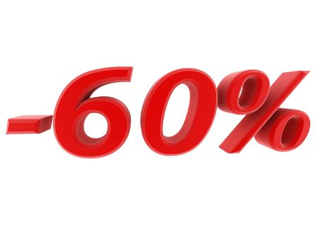 online purchase: 3d image 60 percent off digits