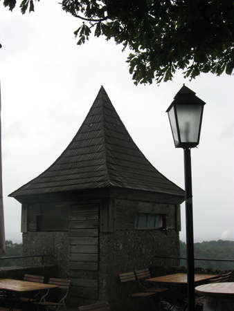 turret: small turret in the lamp