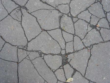 toils: net on the  ground
