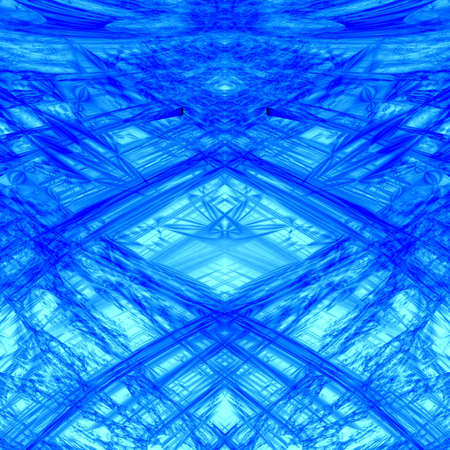 blue abstract background