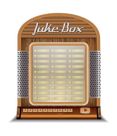 jukebox: Jukebox  Illustration