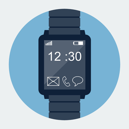 Vector Smartwatch icon