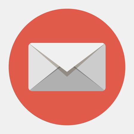 envelope: Vector envelope icon