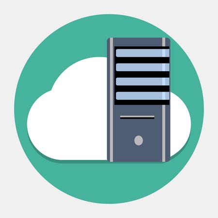 databank: Storage icon